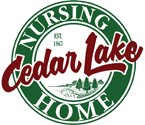 Cedar Lake Nursing Home Logo